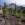Abstieg vom Opie Dildock Pass mit North Sister im Hintergrund