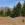 Trail zum Moraine Lake mit Broken Top im Hintergrund